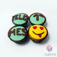 Dilo con #cupcakes...