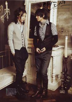Kim Jae Uck (김재욱) and Ju Ji Hoon (주지훈)