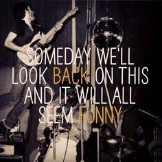 Rosalita - Bruce Springsteen... the way he enunciates these lyrics makes me giggle. :)