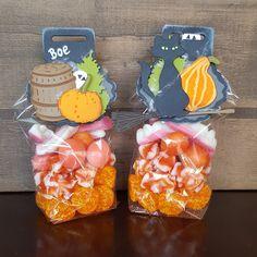Sab's crea's: Halloween traktaties.