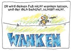 #Wanken   . .  .