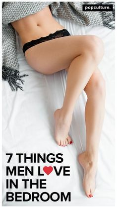 In the bedroom, women have the power to do some incredible things! There's flirting and pleasure, but sometimes ladies can turn up the passion without knowing it! Read on to see these easy actions that'll ensure you're the star of his dreams every night! Popculture.com.