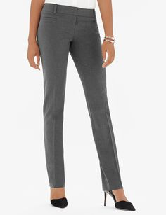 Drew Collection Simply Straight Pants | Women's Pants | THE LIMITED