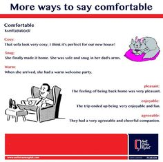 English Tips, Welcome To The Party, Snug, Things To Think About, New Homes, Feelings, Sayings, Learning, How To Make