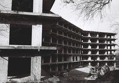 お化けマンション(1987年 - 1988年頃撮影)