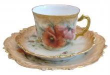 Antique Limoges Cup Ca. 1890