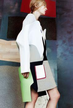 Martha Rose Redding (Select) wears Hyon Park