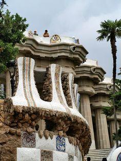 Barcelona. Park Güell