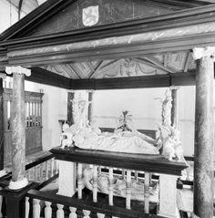 Monument grafkapel. 1983