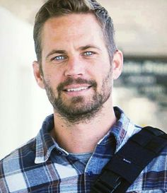 Missing that Smile & Beautiful Eyes #RipPaulWalker #RememberTheBuster  Forever in our Hearts ♡