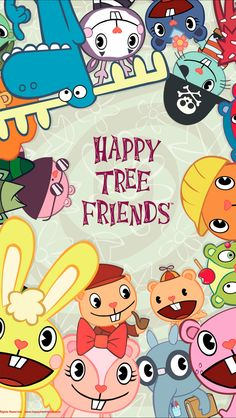 Funny pictures about Happy Tree Friends. Oh, and cool pics about Happy Tree Friends. Also, Happy Tree Friends photos.