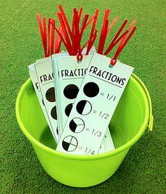 fraction bookmarks