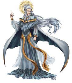 Manwe - Silmarillion by anime4ewa on DeviantArt