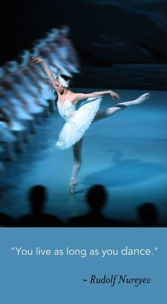 "Kirov Academy of Ballet. ""You live as long as you dance."" Rudolf Nureyev. Photo by Paolo Galli"