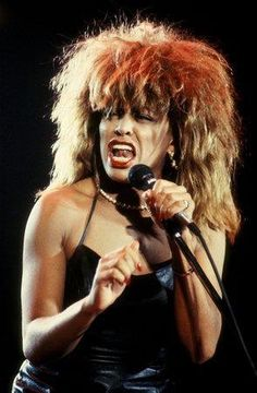 Tina Turner, seen her and lionel richey in concert..yrs ago.