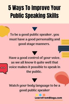 5 Ways to Improve Your Public Speaking Skills Communication Skills Activities, Business Communication Skills, Effective Communication Skills, Communication Relationship, Improve Writing Skills, English Writing Skills, How To Overcome Shyness, Teamwork And Collaboration, Good Vocabulary