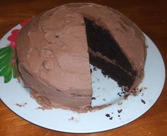 This cake is very easy to make and uses ingredients that most people have in the pantry.