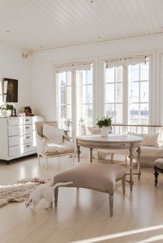 Love this room !Rustic French interior