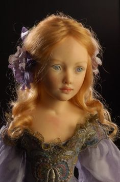 Another doll. She's probably my favourite.