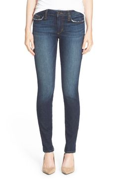 Joes Honey Curvy skinny jeans.....love this style and it fits a girl with curves!