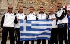 people / events # GREECE: National Spearfishing Team