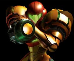 Metroid - Samus is badass