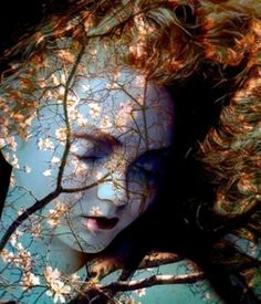 Ophelia...archival giclee print by ImagineStudio.
