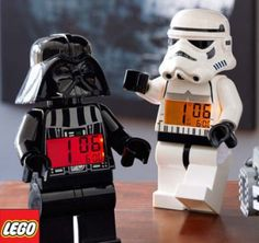 lego star wars stormtrooper alarm clock instructions
