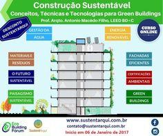 Curso Construção Sustentável – Conceitos, Técnicas e Tecnologias