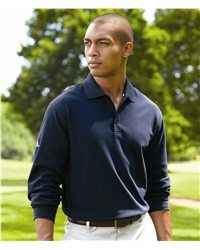 Still worry about what to wear when you are out doing sports or take part in other outdoor activities in spring and autumn? The adidas - Golf ClimaLite Tour Long Sleeve Sport Shirt - A86 will be the best option for you. Making of 55% cotton and 45% polyester, the shirt is durable and wear-resisting. It has hydrophilic finish on inner face and ClimaLite woven loop label on lower left side seam, perfectly keeping you in a wonderful physical for your movement.