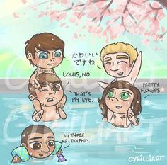 This is really cute illy, but OMG look at Zayn. I died. he's the cutest!