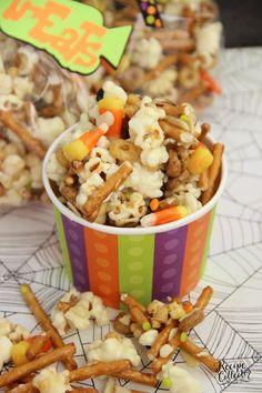 Gooey Popcorn Crunch