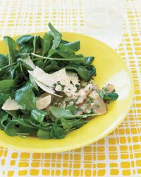Shaved Sunchoke Salad with Parmesan and Arugula Recipe on Food & Wine The Good News Sunchokes, also known as Jerusalem artichokes, are little, knobby tubers that resemble fresh ginger but have a potato-like texture and a sweet, slightly nutty taste. Sunchokes are rich in iron, potassium and thiamine, and can be served either raw or cooked.