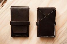 Pariza Wallet in Walnut by natemadegoods on Etsy, $125.00
