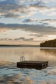 Carter & Company Interior Design Life on the lake!