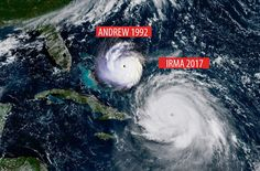 First Hurricane-Force Gusts Hit Florida As Irma Nears Landfall