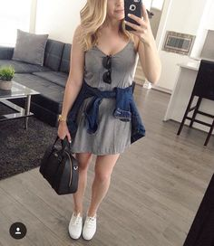 Casual summer outfit ideas My Outfit, Outfit Ideas, Vans Girls, Casual Summer Outfits, Keds, Denim Skirt, Beautiful Women, Pretty, Skirts