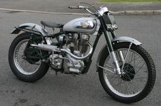 Racing Vincent - Used Parts and Bikes For Sale