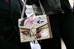 Gucci Dionysus street style