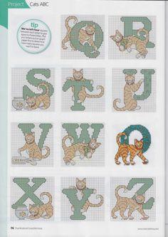 Gallery.ru / Фото #51 - The world of cross stitching 167 - WhiteAngel