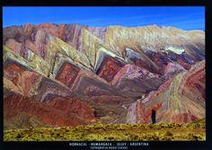Cerro Hornocal - Humahuaca