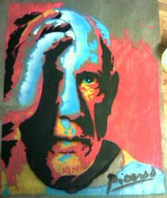 pablo_picasso_stencil__color_by_knifeparty43.jpg (455×539)