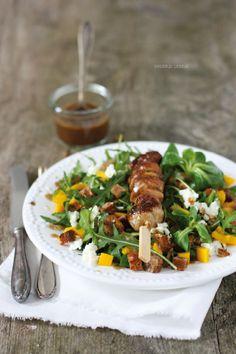 Challenge: Kreiere jeweils einen märchenhaft frischen Aschenputtel- und Frau Holle-Salat. Machst du auch mit? Auf den Gewinner wartet nämlich eine Paris-Reise. – Dreierlei Liebelei