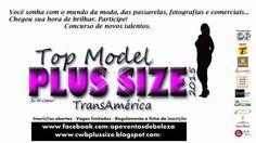 Top Model Plus Size Transamérica www.cwbplussize.blogspot.com