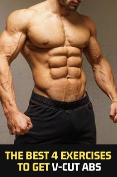 6 Exercises to Work Your Abs to Exhaustion – Workout Box Flat Abs Workout, Ab Workout Men, Fitness Tips For Men, Mens Fitness, Men Fitness Motivation, Best Home Workout Equipment, V Cut Abs, Bodybuilding Workouts, Human Body