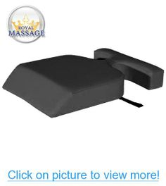 Royal Massage T-Wedge - Feminine Breast Bolster Pillow