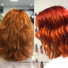 Copper Red, Long Hair Styles, Color, Beauty, Long Hairstyle, Colour, Long Haircuts, Long Hair Cuts, Beauty Illustration