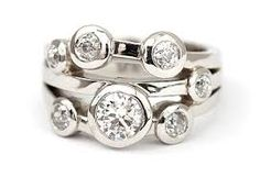 Image result for remodelled engagement rings