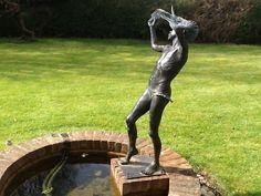 modern figurative grden sculpture uk - Google Search