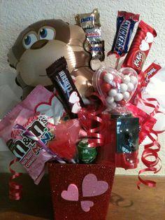 Love Monkey Candy Bouquet $15.00